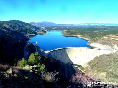 Río Lozoya; Pontón Oliva; Senda Genaro; grupos de senderismo madrid;sierra de peñalara
